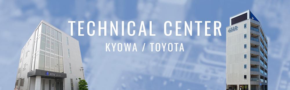 TECHNICAL CENTER KYOWA/TOYOTA