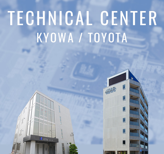 TECHNICAL CENTER KYOWA/TOYOTA
