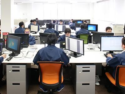 共和技術センターシステム開発課設置